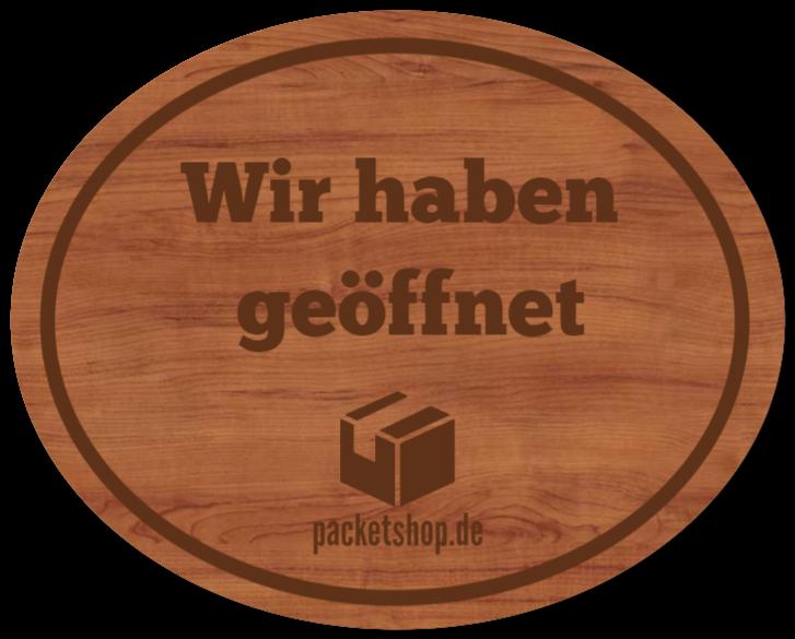 firmenschilder wie Holzschild